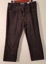 Womens Bandolino Blu Jeans Sz14 Mandie Classic Fit (33x24) List#532h