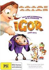 Igor (DVD, 2014)