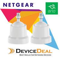 Netgear Arlo Pro Outdoor Camera Mount - White VMA4000 (Pack of 2)