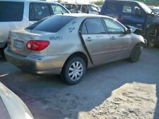 04 05 06 07 08 TOYOTA COROLLA AUTOMATIC TRANSMISSION FWD FROM 5/04 509635