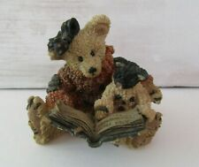 Boyds Bears Agatha & Shelley - Scaredy Cat - 1994 - No Box