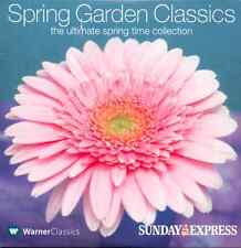 SPRING GARDEN CLASSICS: ULTIMATE SPRING TIME COLLECTION - VIVALDI TARREGA  ELGAR