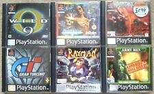 26 PS1 Playstation One Games & Demos Joblot (20 with Discs only)