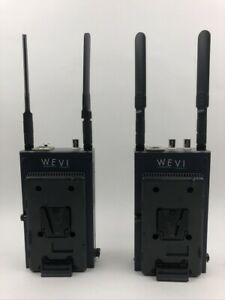 IDX Wevi Cam-Wave RX CW-5 TX RX Wireless Video Transmission System Free Shipping