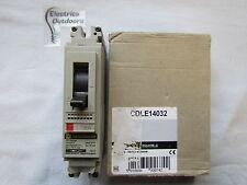 SQUARE D CD 30 Amp 25KA mccb cdle14032 Interruttore Automatico