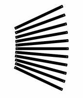 10 x BGS SÄGEBLÄTTER 150 mm für Bügelsäge Sägebogen Säge Handsäge Haushaltssäge