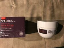 Brand New Sparitual instinctual body butter - Indonesian ginger, 7.7oz