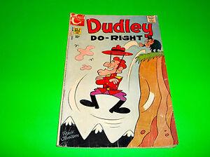 RARE DUDLEY DO RIGHT COMIC VOL. 1 NO. 3 1970
