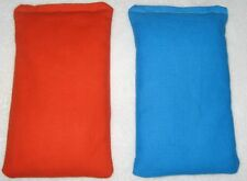"""2-  4.5"""" X 9"""" Microwave/Freezer Hot/Cold Heating Therapy Pad Duck Cloth"""