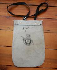 Vtg US Military Saltsburg Federal Lab Canvas Tablet Laptop Purse Shoulder Bag
