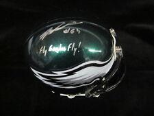 Danny Watkins Autographed Philadelphia Eagles Mini Helmet