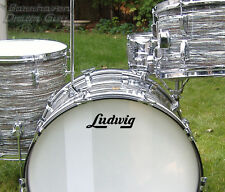 Ludwig, Ringo '64, (#2 US Tour) - Adhesive Vinyl Decal, for Bass Drum Reso Head