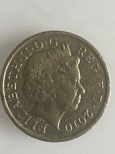 £1 ONE POUND RARE BRITISH COINS BELFAST CAPITAL CITY