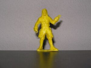 MPC 60mm Ringhand Pirate in Waxy Yellow Plastic