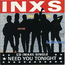 "INXS Need You Tonight 2 mixes US 12"" NEW SEALED"