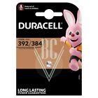 Duracell Uhrenbatterie 392/384 SR41 SR736 SG3 LR41, 1er Pack