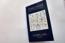 Guerlain Shalimar, Souffle de Parfum, Eau de Parfum, 1ml, ideal zum Testen, neu