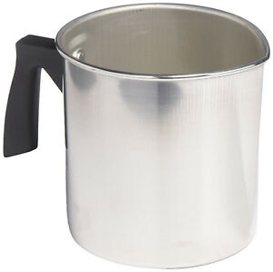 Candle Wax Pouring Pitcher Pot: Wax Melting Pot with Drip-Free Spout & Burn-Safe