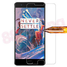 Tempered Glass Screen Protector Premium Protection for One Plus 3t 1 OnePlus 3t