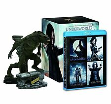 NEW!! Underworld LYCAN 4-Pack Blu-ray Edition with Figure from Japan F/S