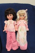 Two Vintage Reliable Toy Company Dolls