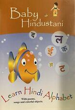 Baby Hindustani: Learn Hindi Alphabet DVD