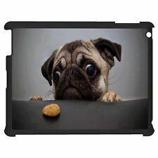 Pug Cookie Tablet Case Cover For Apple Google Samsung
