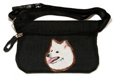 Japanese Spitz Dog treat pouch/bag for dog shows & training.