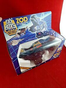 Vintage 1984 Tonka GoBot - ZOD Robot Monster #7241 (JAPAN) Original Box W