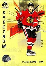 2016-17 SP Authentic Spectrum FX Gold #1 Patrick Kane