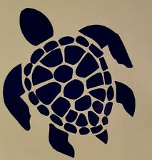 """Sea Turtle Sticker/Decal Great for Insulated Cup 3""""H **AVAILABLE in 20 COLORS**"""