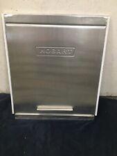 Hobart Am14 Commercial Dishwasher Front Door Straight Thru 00 119133