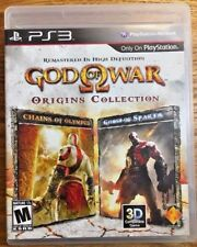 God of War Origins Collection (Sony PlayStation 3 PS3, 2011) GUARANTEED