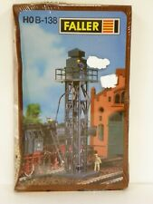 """Faller Ho U/A """"Water Tank"""" Plastic Model Kit"""