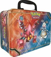 Pokemon Trading Cards TCG Treasure Chest Collectors 2016 Tin