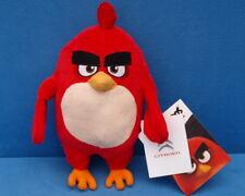 ANGRY BIRDS RED CITROEN AUTO 25 CM STOFFTIER WERBUNG FIGUR PUPPE BERLINGO