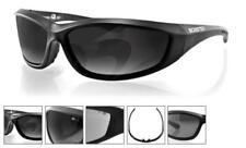 Gafas Moto BOBSTER CHARGER Ahumadas Gafas de Sol Ideal Rostro Pequeño 2610-0441