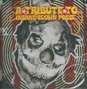 MURDER CITY NO STARS - A TRIBUTE TO ICP (INSANE CLOWN POSSE) NEW CD