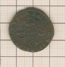 Pièces de monnaie belges provinciales d'avant 1830