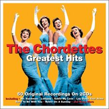 The Chordettes - Greatest Hits (2CD 2015) NEW/SEALED