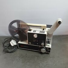 EUMIG Mark 610 D Super 8 Standard 8mm Cine Film Projector Working and Tested