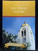 The Journal Of San Diego CA History Fall 2008 Volume 54 Number 4