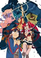 Tengen Toppa Gurren Lagann Blu-ray BOX Fully Production Limited Edition Anime