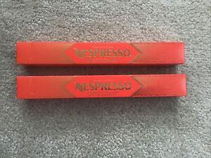 Nespresso Variations Italia Amaretti 2 Sleeves, 20 Capsules Original Line