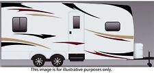 Rv, Trailer Hauler, Camper, Motor-home Large Decals/Graphics Kits
