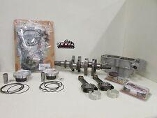 POLARIS RZR 900 XP REBUILD KIT CRANKSHAFT, GASKETS, CYLINDER, WISECO PISTONS