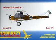 Choroszy Models 1/72 HANSA BRANDENBURG G-1 WWI Bomber