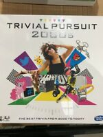 Trivial Pursuit 2000's Board Game Hasbro - BRAND NEW & FREE DELIVERY