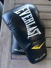 Everlast Elite Pro Style Bag Gloves - Black
