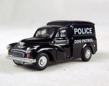 Oxford Diecast 1:76 OO GAUGE 76MM036 MORRIS MINOR VAN POLICE DOG PATROL